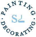 SL Painting & Decorating Logo
